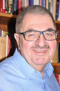 Sorgebeauftragter Hartmut Prüss